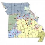 Missouri Well Spikes