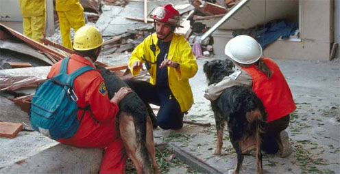 USGS Natural Hazards Risk Reduction Project Goes National