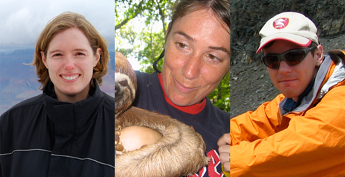 President Obama Honors 3 USGS Scientists with Presidential Early Career Awards