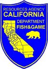 California Department of Fish and Game Logo