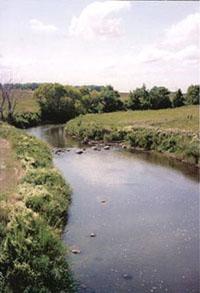 West Fork Beaver Creek.