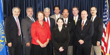 Photo of Commissioners