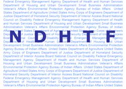 Logo of National Disaster Housing Task Force