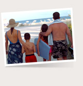 Before heading to the beach, read about beach safety