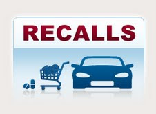 Search for recalls on food, drugs, autos, and other products