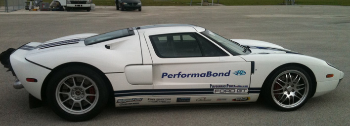Modified GT Sets World Speed Record at SLF