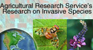ARS Research on Invasive Species