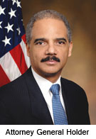 Photo of Attorney General Eric Holder