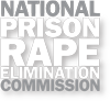 National Prison Rape Elimination Commission logo