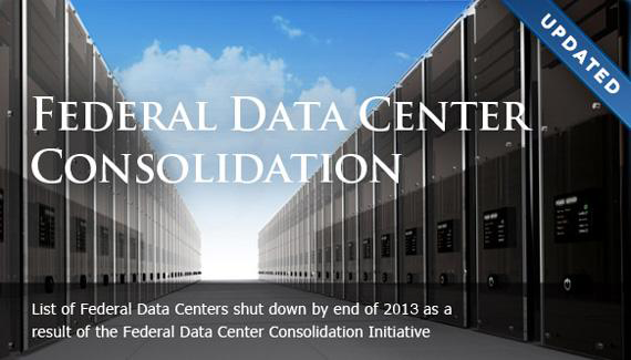 Federal Data Center Consolidation