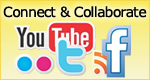 Connect and Collaborate via Social Media