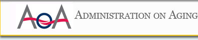 Link to Administration on Aging HomePage
