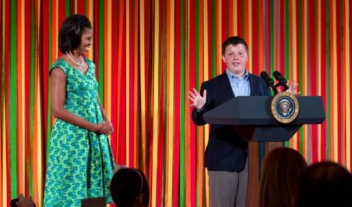 Kids' State Dinner at the White House