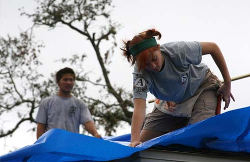 National Service Teams Activated for Hurricane Isaac Response