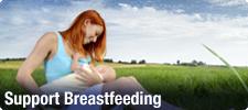 Support Breastfeeding