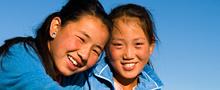 Preteen Asian Girls