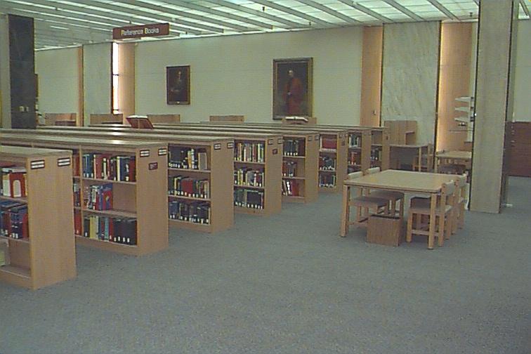 NLM Main Reading Room