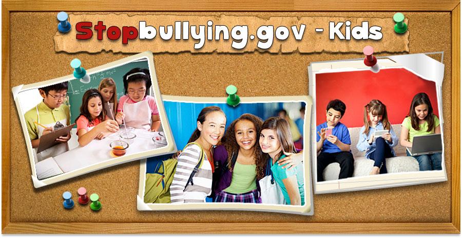 Stopbullying.gov - Kids Banner