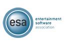 Logo for ESA