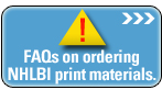 Upcoming change to ordering NHLBI print materials