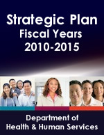 2010 - 2015 Strategic Plan cover image