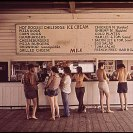 Photo: What exactly is Dagwood? DOCUMERICA original caption: A refreshment stand on the boardwalk of Isle of Palms, the popular ocean resort, 05/1973 Paul Conklin (1929-2003). Can you share a photo of this location today?  This photo is one of three highlighting Documerica scenes from South Carolina. Follow the traveling exhibit this month @ http://bit.ly/DocumericaExhibitGA