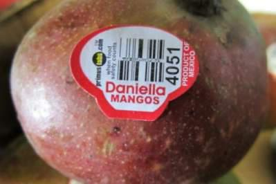 Photo: Food Lion, Harveys and Reid's Remove Daniella Mangoes  Food Lion, Harveys and Reid's have been notified that the companies are part of the national Splendid Products voluntary recall for Daniella mangoes. Upon notification from the supplier, all affected items were immediately removed from store shelves.