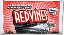 """Photo: http://go.usa.gov/r5rd  American Licorice Company of Union City, CA is recalling 16 oz. Red Vines® Black Licorice Twists due to elevated levels of lead. Only the one pound bag (16 oz.) of Red Vines® Black Licorice Twists containing """"Best Before Date"""" of 020413 are affected by this recall."""