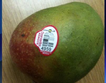 Photo: http://go.usa.gov/rRdB  Giant Food of Landover, Md., following a voluntary recall by Splendid Products, announced it removed from sale Daniella mangos due to possible salmonella contamination.