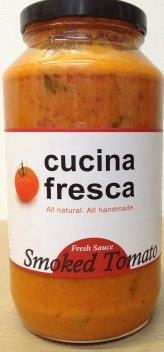 Photo: http://go.usa.gov/rN9P  Cucina Fresca Gourmet Foods, a leading producer of natural gourmet foods for retail and foodservice, recently conducted an audit of its packaged goods products and found an error on the labels of 58 cases of shelf-stable 24-ounce Cucina Fresca Smoked Tomato Sauce in glass jars, resulting in a need to recall the mislabeled packages from select Pacific Northwest Whole Foods and Quality Food Center locations in Oregon and Washington states (lot# 11002A and 11002B). The Cucina Fresca Smoked Tomato labeled jars actually contain Cucina Fresca Tomato Vodka Sauce, which contains milk as an ingredient.