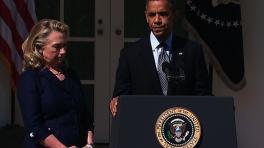 President Obama Speaks on the Attack on Benghazi