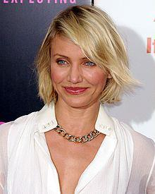 Photo: Happy 40th birthday, Cameron Diaz! The actress has been a vocal supporter of Iraq & Afghanistan Veterans of America (www.iava.org). Read about Veterans and Military Health on NLM MedlinePlus: http://www.nlm.nih.gov/medlineplus/veteransandmilitaryhealth.html.