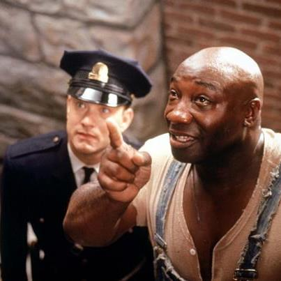 "Photo: Today we're remembering actor Michael Clarke Duncan, Oscar nominee for ""The Green Mile,"" who died Sunday at age 54 while being hospitalized following a July heart attack. (He's shown here with his co-star in that film, Tom Hanks.) NIH's National Heart, Lung, and Blood Institute has put out a helpful flyer, ""Don't Take a Chance With a Heart Attack: Know the Facts and Act Fast"" (http://1.usa.gov/OV2utK)."