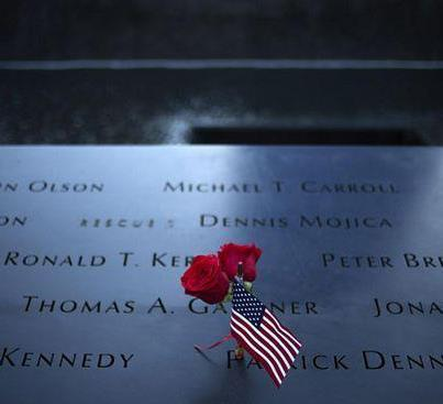 Photo: The September 11th attacks on the US took place 11 years ago. For many, the emotional and physical scars are still a part of everyday life. Learn more about coping with grief (http://www.nlm.nih.gov/medlineplus/bereavement.html) and also about post-traumatic stress disorder (http://www.nlm.nih.gov/medlineplus/posttraumaticstressdisorder.html) from NLM MedlinePlus. Today we remember the victims, their families and friends, and salute the heroic emergency responders.