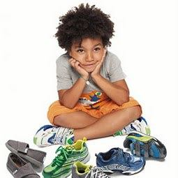 Photo: With so many options out there, how can you find the right shoes for your child? Here's help from the experts: http://bit.ly/SYe8pW.