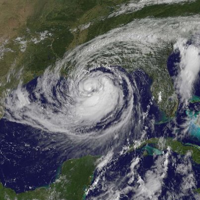 Photo: Concerned about Hurricanes? Visit the Disaster Information management Research Center, Part of the National Library of Medicine (NLM) for more information:  http://sis.nlm.nih.gov/enviro/hurricane.html  (Image information: This visible image of Tropical Storm Isaac taken from NOAA's GOES-13 satellite shows the huge extent of the storm, where the eastern-most clouds lie over the Carolinas and the western-most clouds are brushing east Texas. The image was captured on Tuesday, Aug. 28, 2012 at 10:25 a.m. EDT. Image Credit: NASA GOES Project)