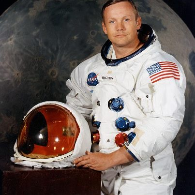 """Photo: """"Today, Neil's spirit of discovery lives on in all the men and women who have devoted their lives to exploring the unknown - including those who are ensuring that we reach higher and go further in space. That legacy will endure - sparked by a man who taught us the enormous power of one small step."""" -President Obama on the Passing of Neil Armstrong: http://wh.gov/baBG"""