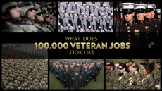 Joining Forces to Provide Jobs for Military Families