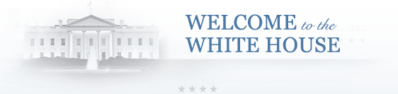 Welcome to the White House