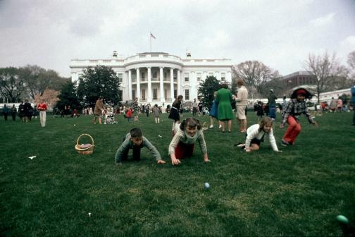 Easter Egg Roll 1966