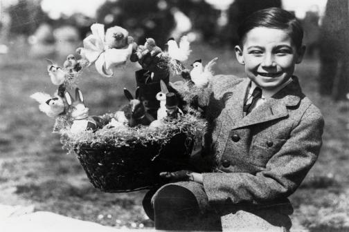 Easter Egg Roll 1923
