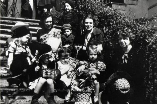 Easter Egg Roll 1939