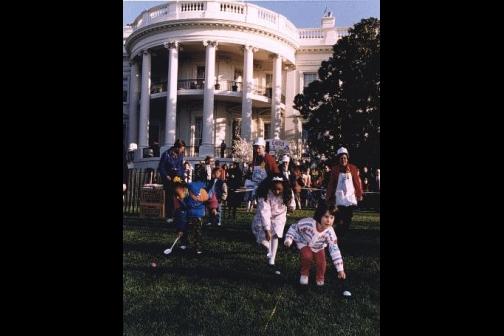 Easter Egg Roll 1994