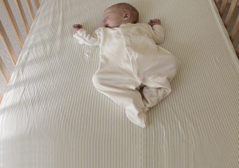 Safe Sleep - Bare is Best