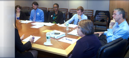 Link to Student Voices Session: College Affordability blog post