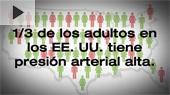 Campaña Vital Signs: 1/3 de los adultos en los EE.UU tienen presión arterial alta