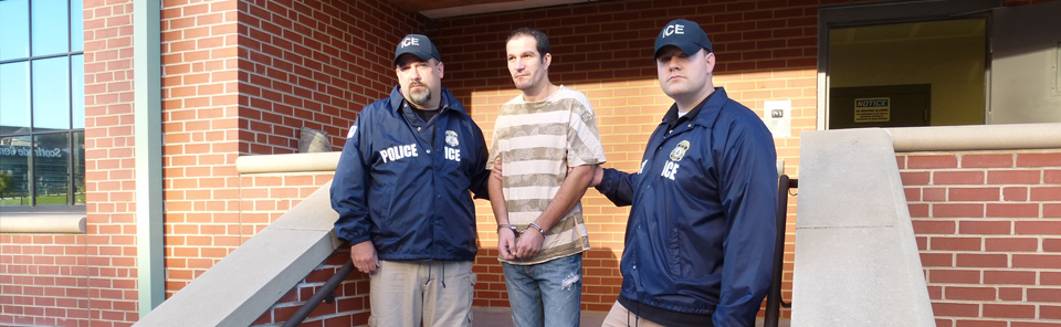 St. Louis ICE officers deport fugitive from Slovenia wanted for blackmail