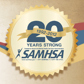 Twenty Years Strong: 1992-2012. Substance Abuse and Mental Health Services Administration