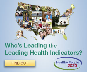 Who is Leading the Leading Health Indicators? Find out.