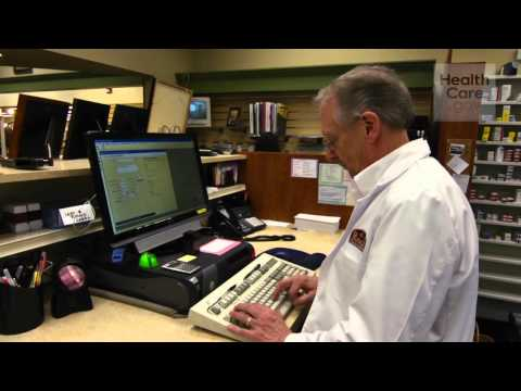 Image: Community pharmacist David sees how the health law helps seniors afford their prescriptions.